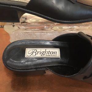 Brighton Shoes - 🌲VINTAGE BRIGHTON Darma Mules EUC🌲